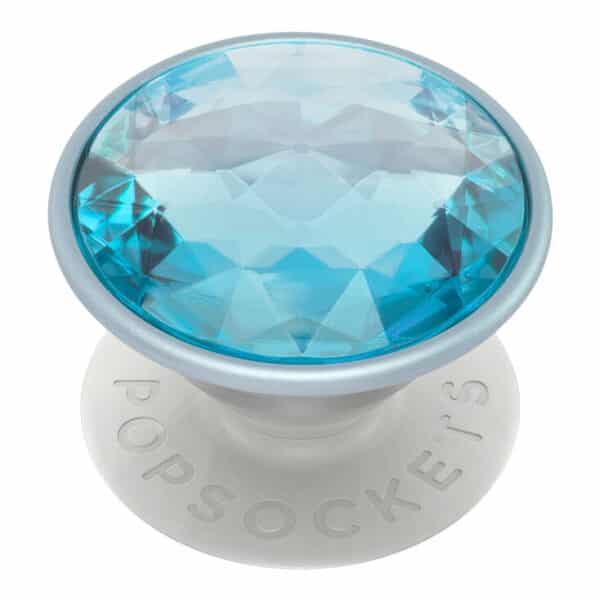 Disco crystal blue 02 top view