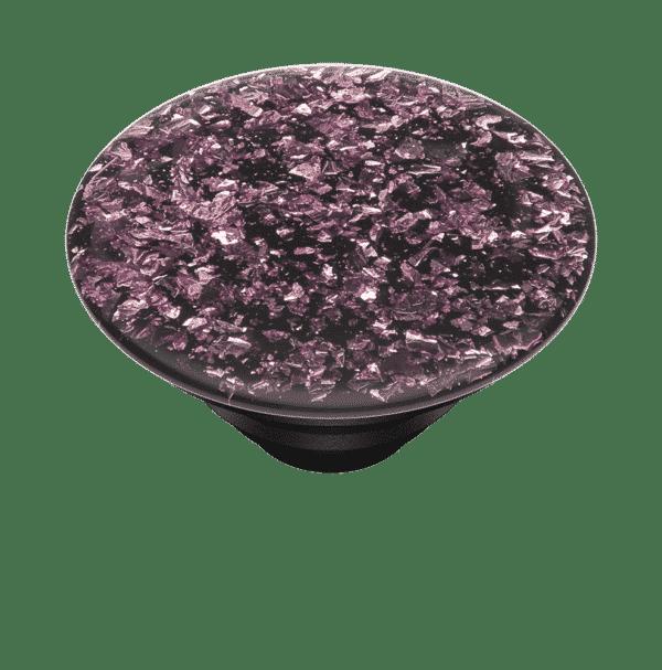 Foil confetti lilac 08 top