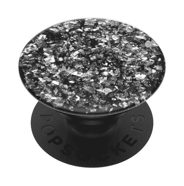 Foil confetti silver 02 grip