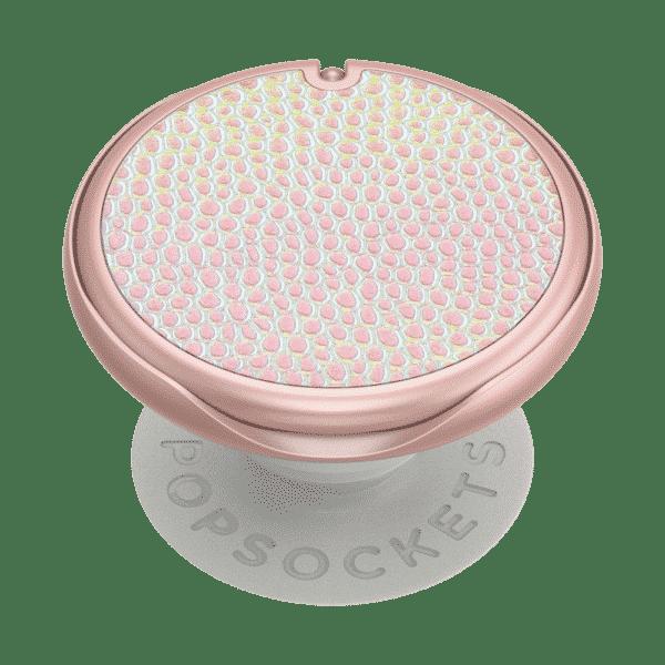 Iridescent pebbled pu 02 grip