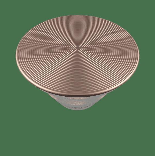 Twist rose gold aluminum 08 top