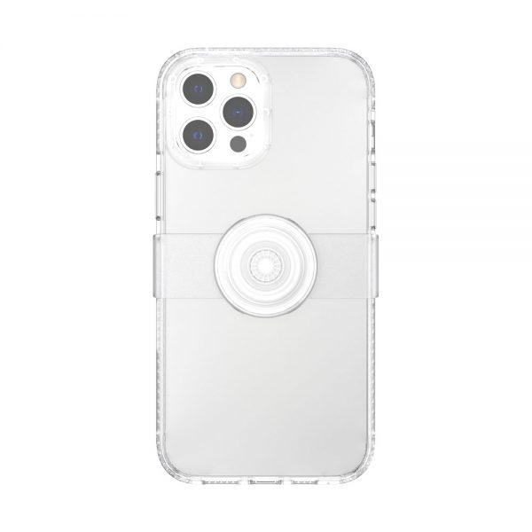 Popcase clear clear ip12promax 01c front device