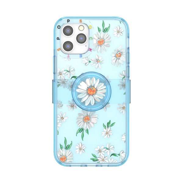 Popcase graphic sweet daisy ip12 12pro 01c front device
